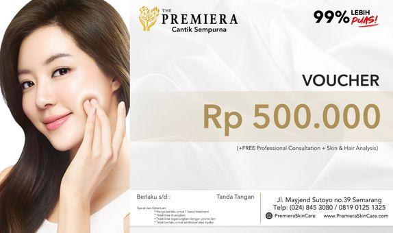 Voucher Klinik Kecantikan Semarang Premiera Skincare