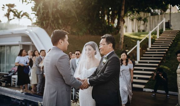 Bali Wedding Special by Ricky Mueller + Clayton B