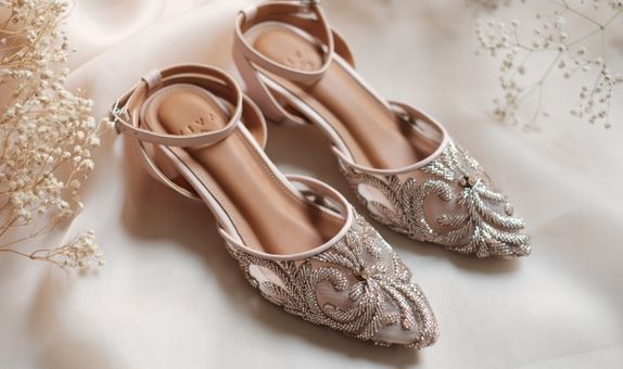 Wedding Shoes Custom Basic (heels 3-5cm)