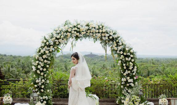 Pre Wedding at Plataran Borobudur