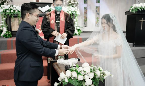 Paket Wedding Photography Chidory di Malang