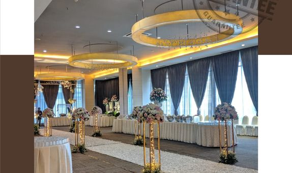 Paket Pernikahan All-in Alissha - Kirana Two Function Hall