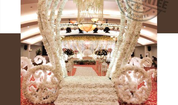 Paket Pernikahan All-in Alissha - Klub Kelapa Gading