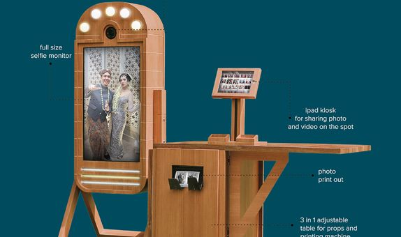 Pro Booth ( 3 Hours Unlimited Print )