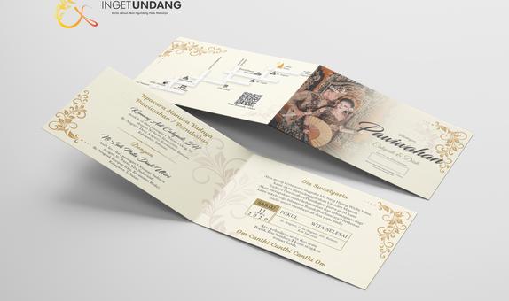 Undangan Web (Wedding Card Invitation) V.2