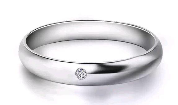 TIARIA Forever Lover DIamond Wedding Ring CIncin Nikah Berlian
