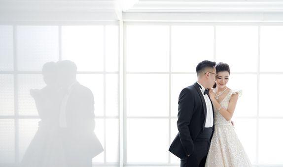 Intimate Wedding By Benny Lim