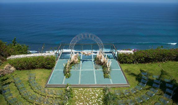 Blissful with Movenpick Resort & Spa Jimbaran Bali - 50 pax