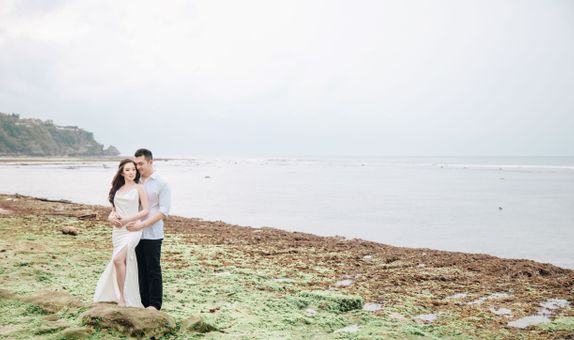 1 DAY BALI PREWEDDING BY AUGUST PRAWIRA