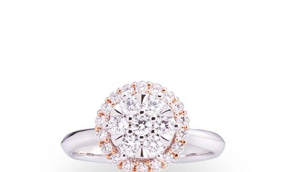 GISELLE DIAMOND RING