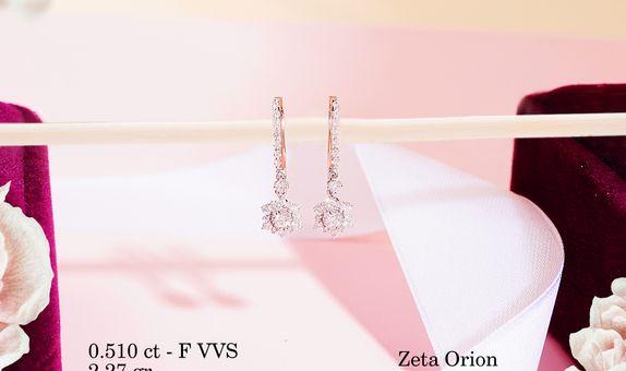 Zeta Orion Earring