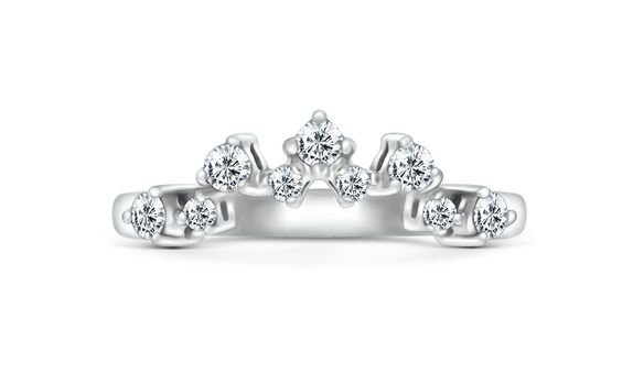 HAYLEY DIAMOND RING