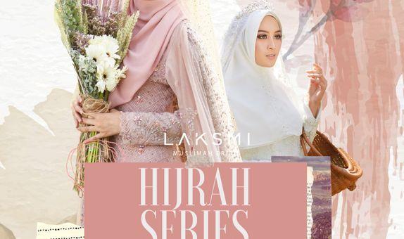 Laksmi Muslimah : Hijrah Series Akad & Resepsi Sepasang