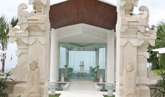 Wiwaha Chapel Hilton 20 pax - Nusa Dua
