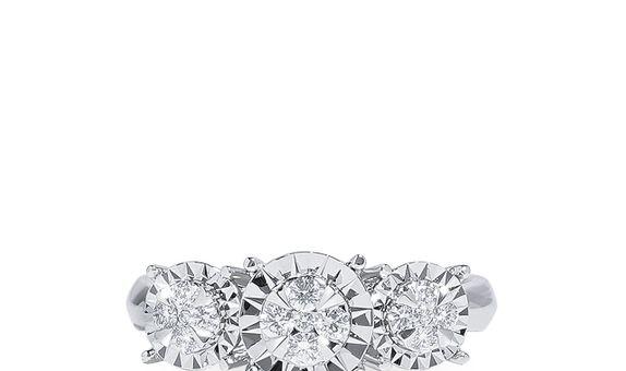 HYDRA DIAMOND RING