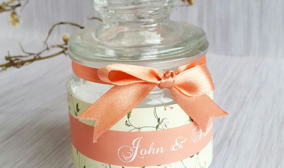 Mini Roud jar