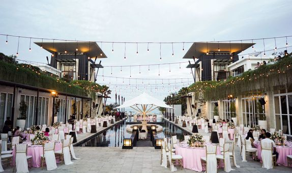 The Sakala Resort Bali Wedding Package