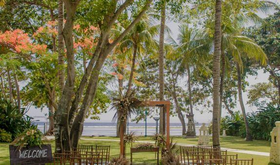 Sekar Jagat Bali - Wedding Ceremony Garden