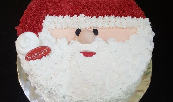 Christmas Cake ukuran lingkar diameter 20 cm