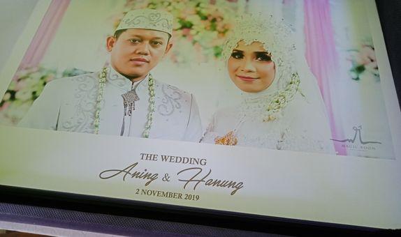 Wedding Book (10 sheet)