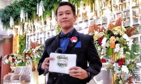 Temu Manten & Wedding Reception MC