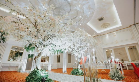 GRAND SAVERO HOTEL Wedding Package