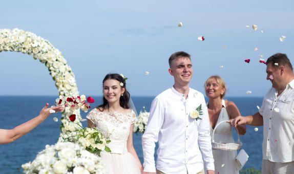 Wedding Organizer Service