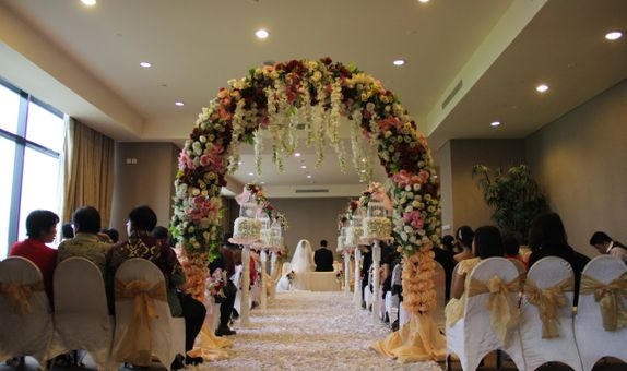 OUR WEDDING ONE STOP SERVICE - INTIMATE (400PAX)