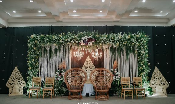 Lentera Art Decoration - Paket Engagement Diamond