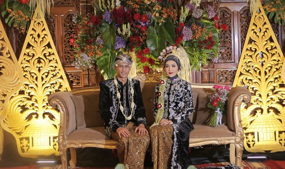 Moslem Wedding Package | Akad & Resepsi