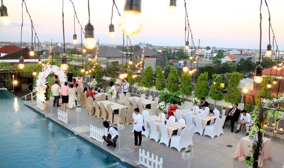 The Atanaya Hotel Bali Premium Wedding Package