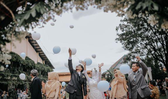 Paket Prewedding & Wedding 6 FOTO VIDEO BANDUNG