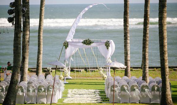 Sahita - Villa Wedding for 50 pax