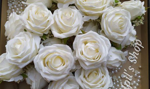 White lux rose