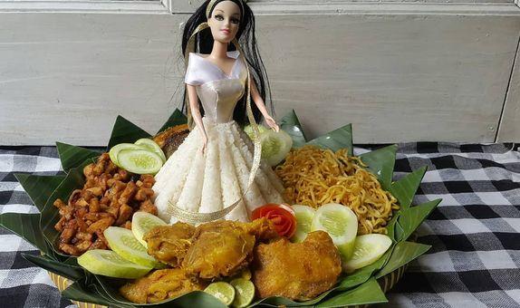 Bridal Tumpeng