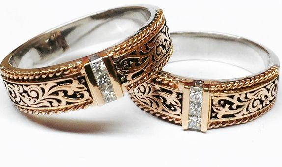 Wedding Ring Batik Promo