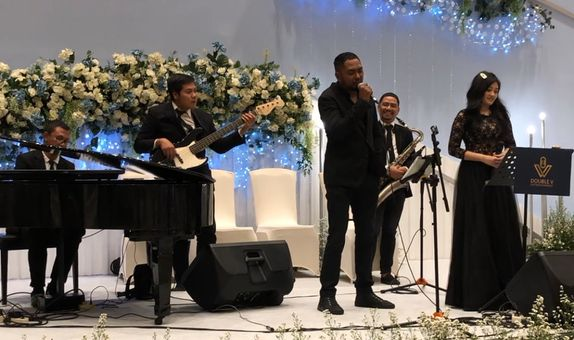 Grand Strings Jazz Wedding Double V Entertainment