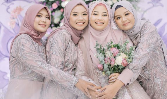 Moslem Wedding Package | Intimate Wedding