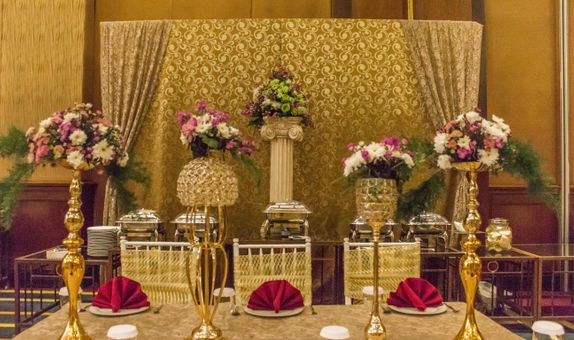 Wedding Catering for El Royale Hotel