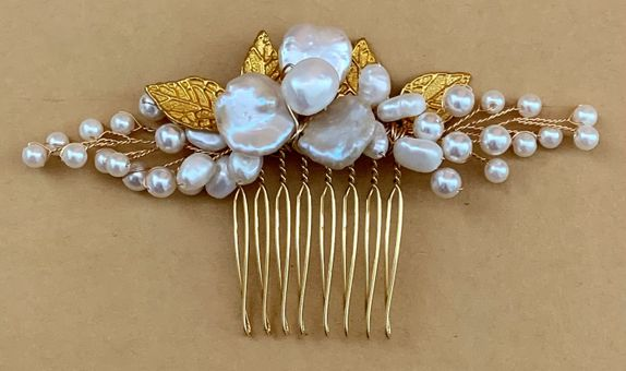 FREYA White Comb