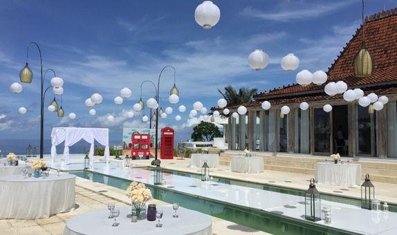 Plenilunio - Villa Wedding for 80 pax