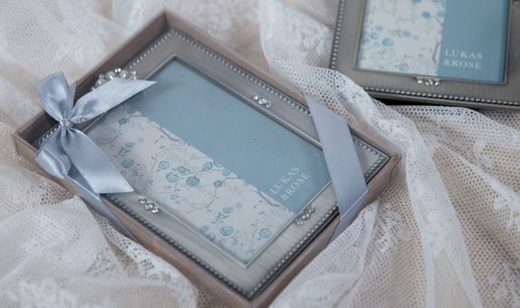 Silver Photo Frame - PF 84