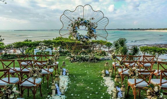FOUR SEASONS JIMBARAN | WEDDING CEREMONY, 10 PAX