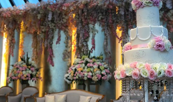 JHL Solitaire Wedding Package for 500 pax
