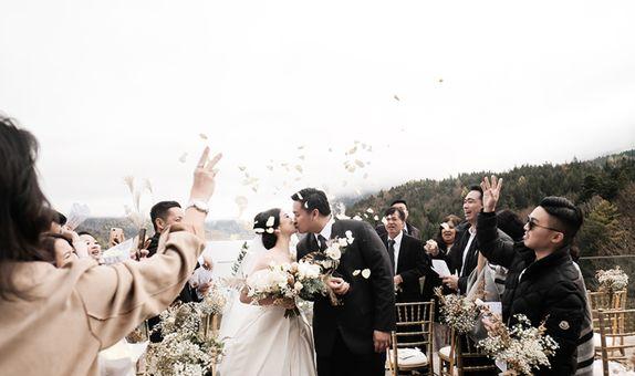 Overseas Destination Wedding