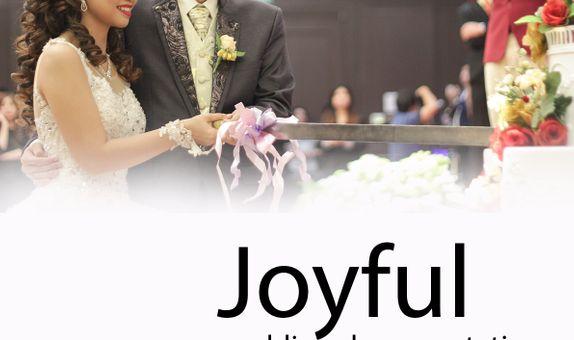 JOYFUL WEDDING Photo Video