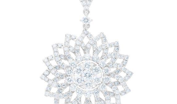 Diamond Pendant JDP8068