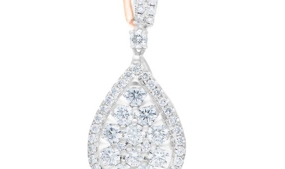 Diamond Pendant JDP8071
