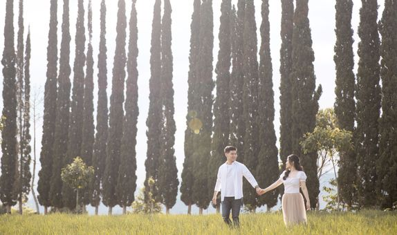 1 DAY PREWEDDING PHOTOSHOOT BY AUGUST PRAWIRA (BANDUNG)
