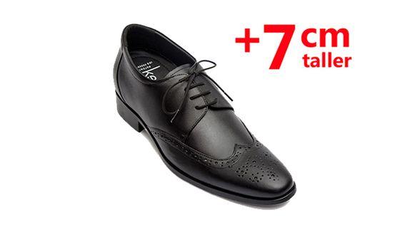 Keeve Height Increasing Shoes Derby KBP-027